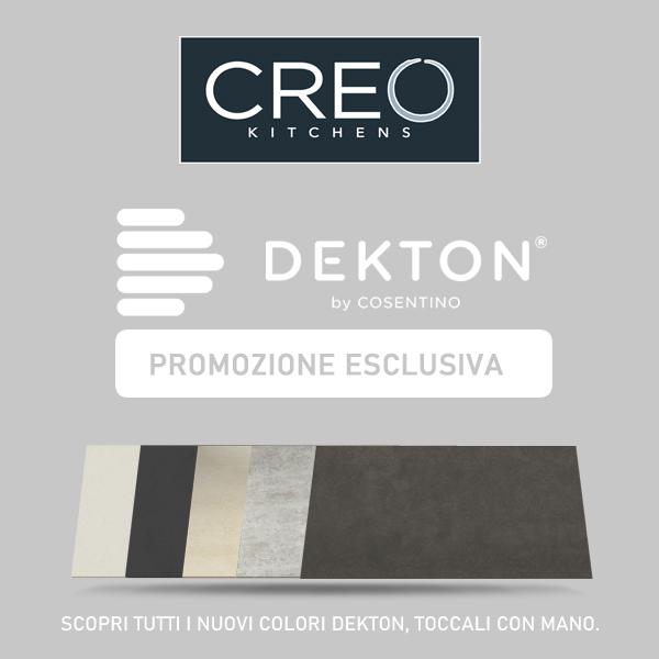 [CREO] Continua la promozione Dekton